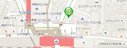 ED AGA 立川 駅